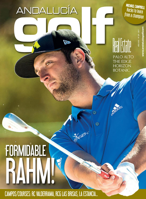 big sale 31588 94ce6 Andalucía Golf   España Golf - Revista nº 239 by andalucia golf - issuu