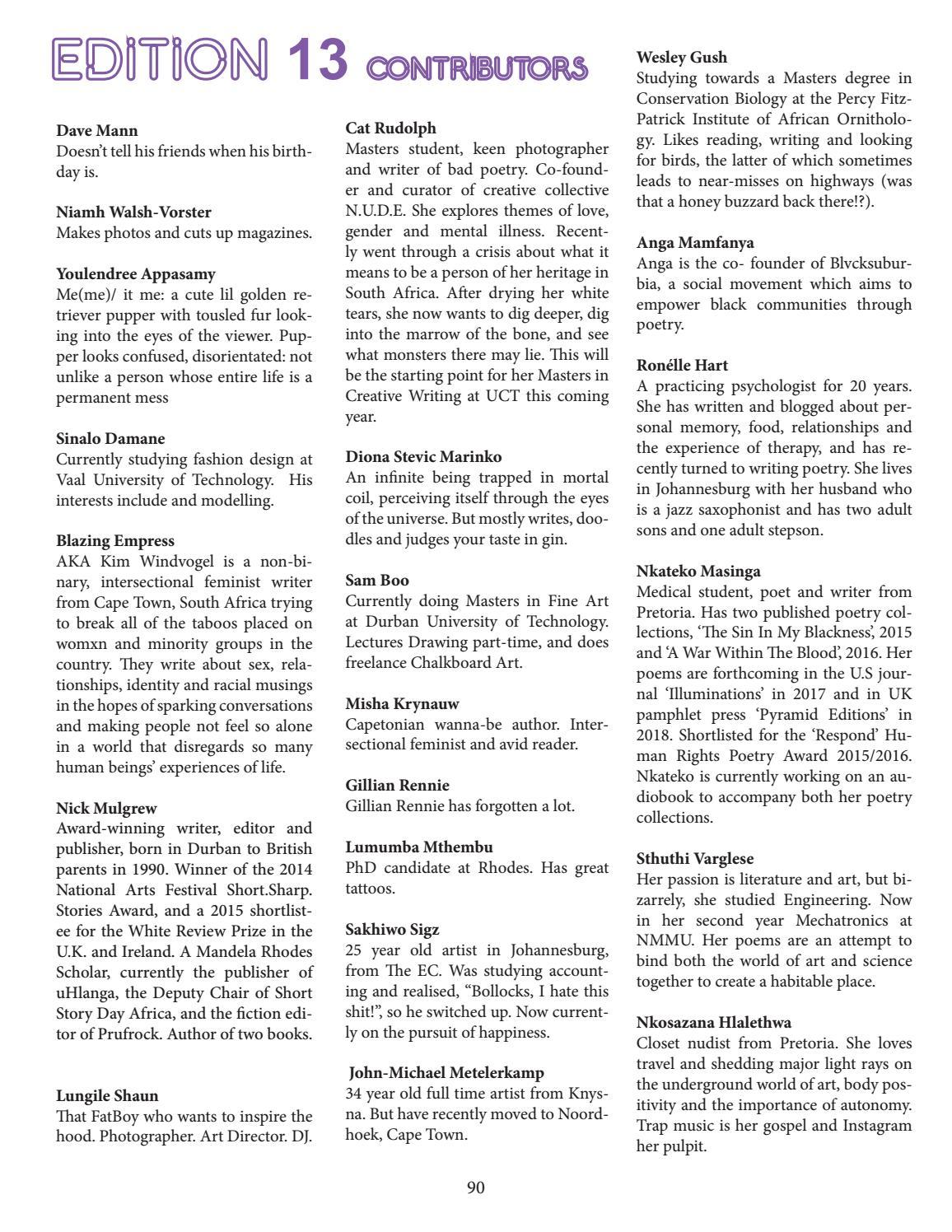 Ja  Edition 13 by Ja  Magazine - issuu