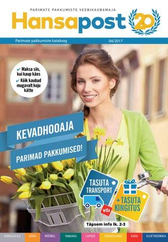 0c034c71281 Kevadhooaja parimad pakkumised 04.2017 by Hansapost OY - issuu