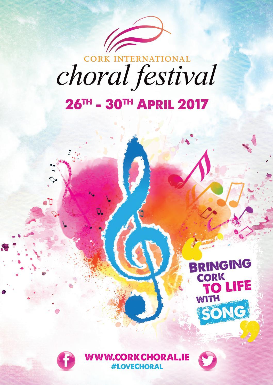 Cork International Choral Festival 2017 Programme By Cork