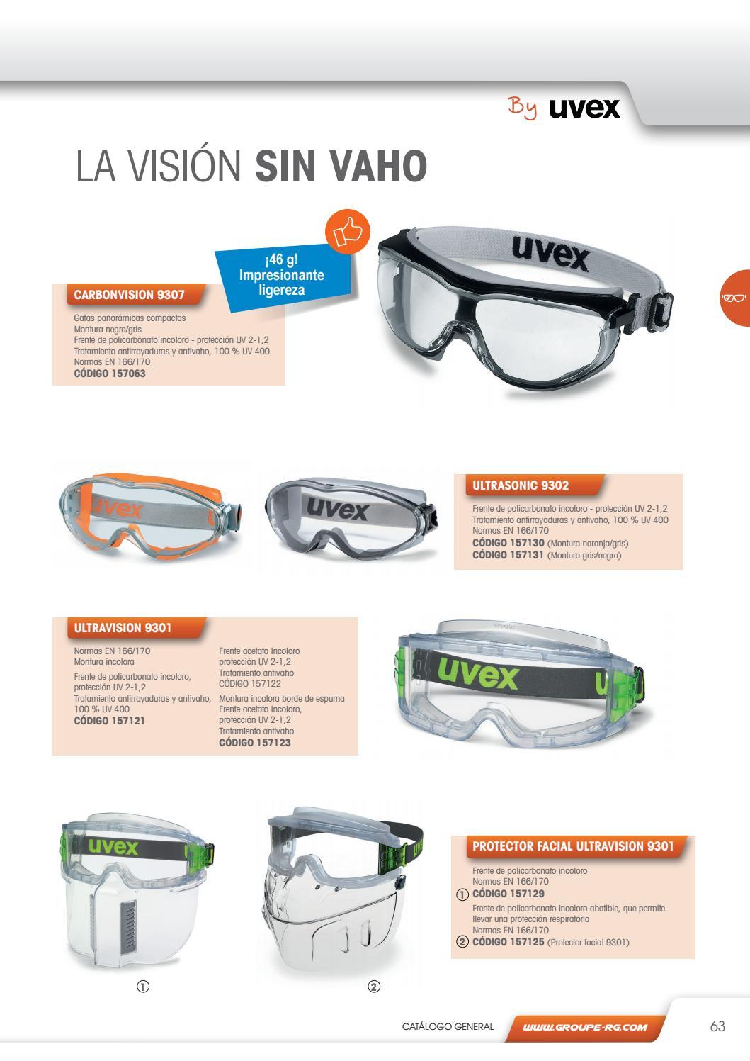 /281/ Uvex 9302/ /Gafas de seguridad