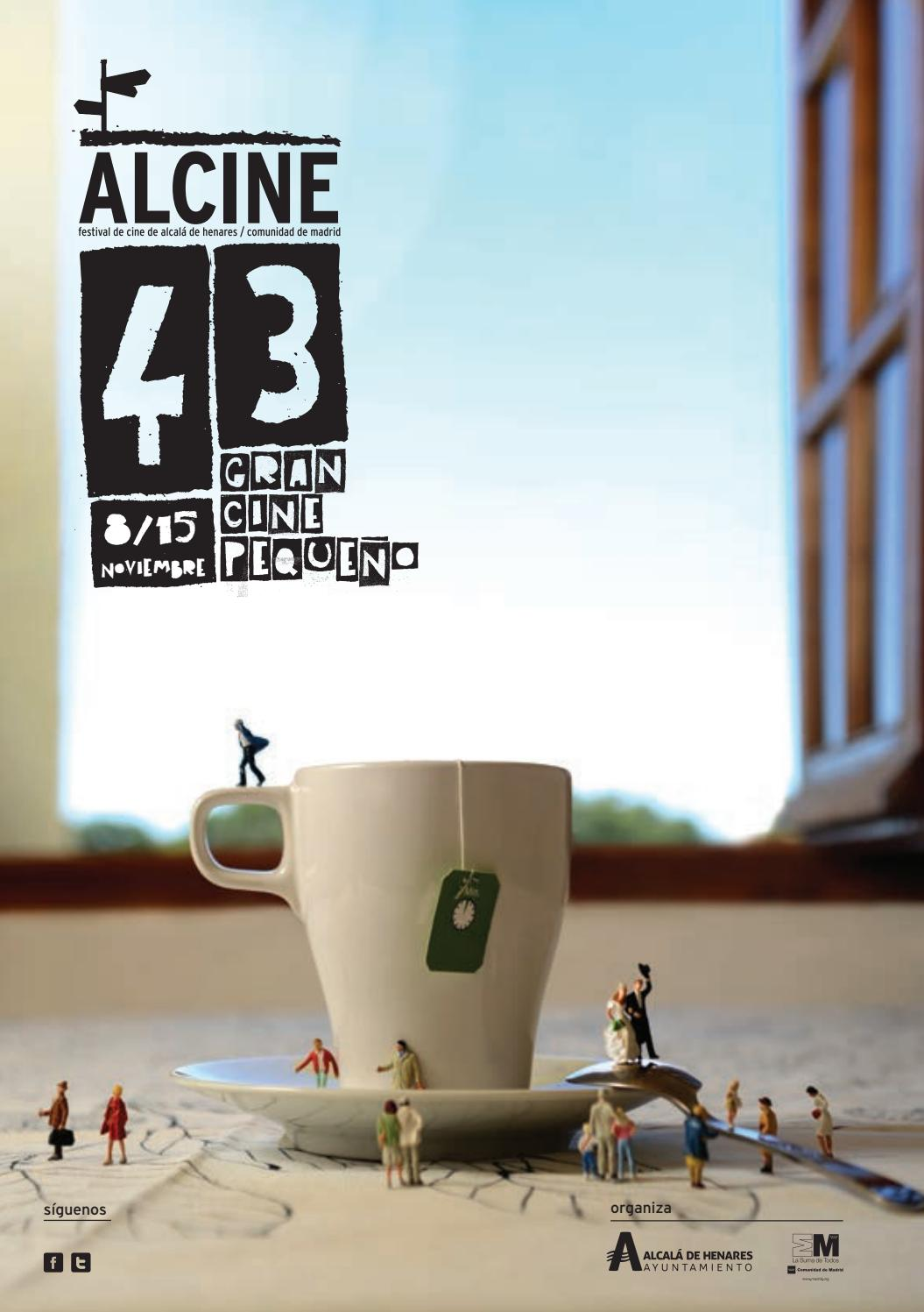 Catalogo Alcine43 By Luis G Issuu