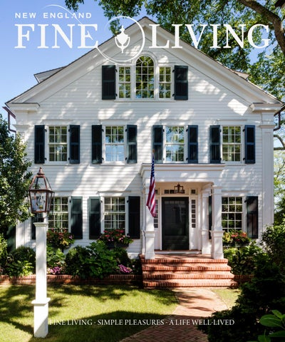 78b760889a40 New england fine living magazine spring 2017 online issue by New ...