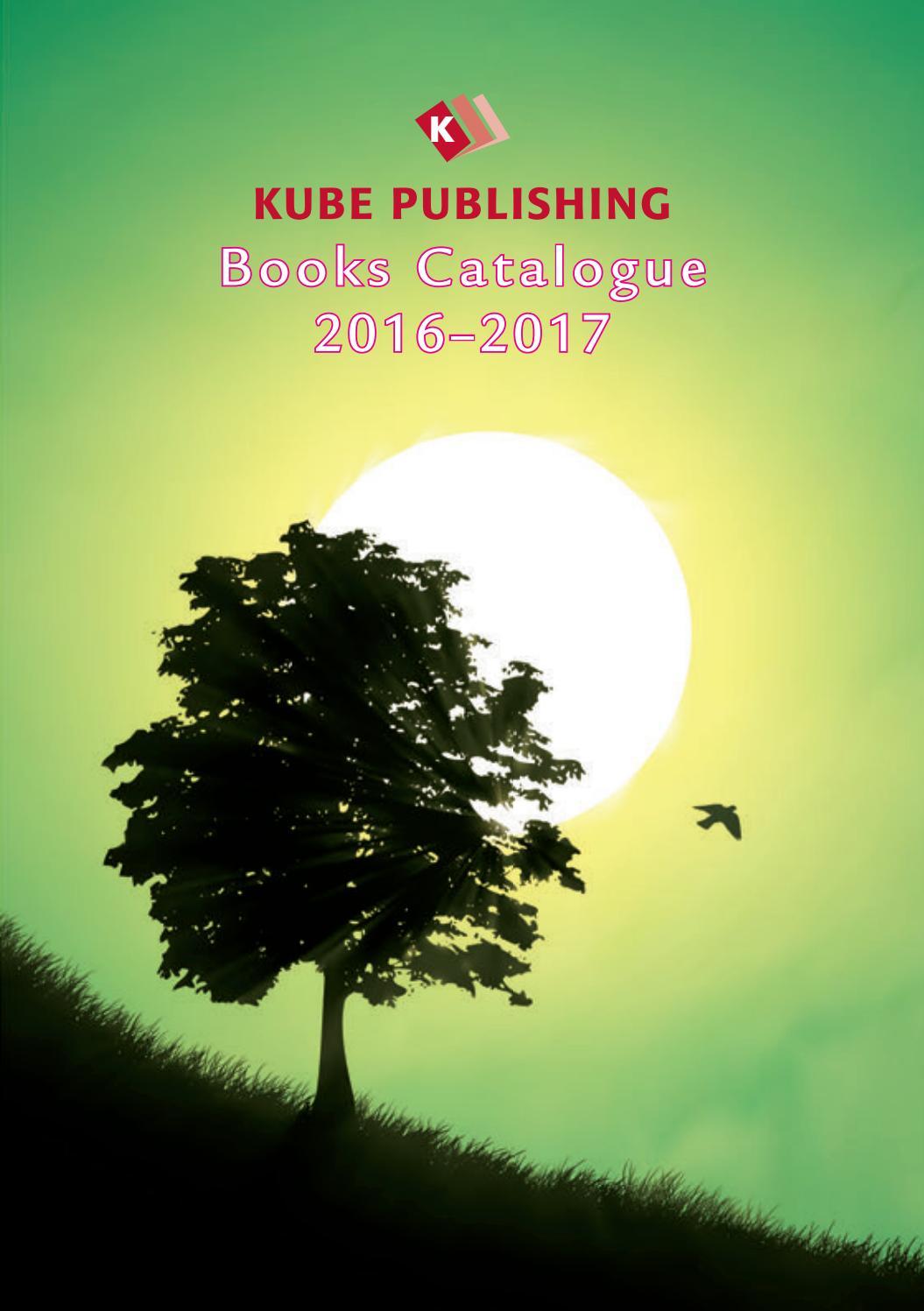Kube trade catalogue 2017-18 by Kube Publishing - issuu