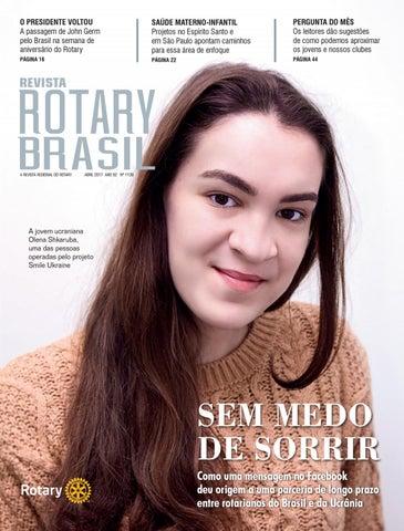 b76fe4a5c Rotary Brasil - Abril de 2017 by Revista Rotary Brasil - issuu
