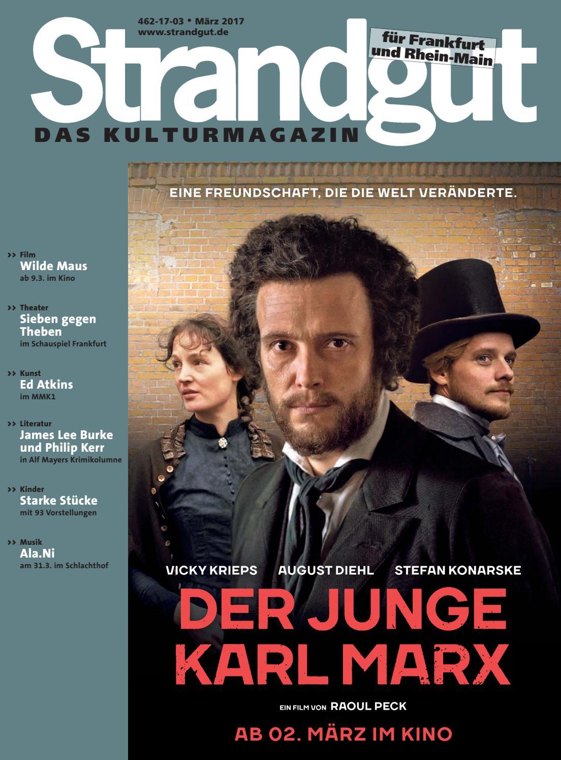 Strandgut 3/2017 by Strandgut Kulturmagazin - issuu