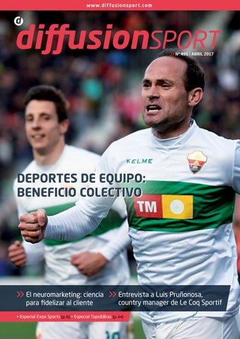 best service 40b47 181c2 Diffusion Sport - 491 by Peldaño - issuu