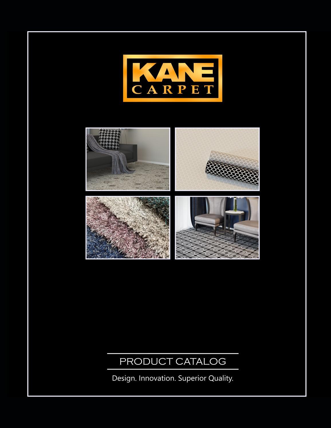 Kane Carpet Catalog By Kane Carpet Issuu
