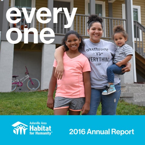 3cfd885dde 2016 annual report digital by Asheville Area Habitat for Humanity ...