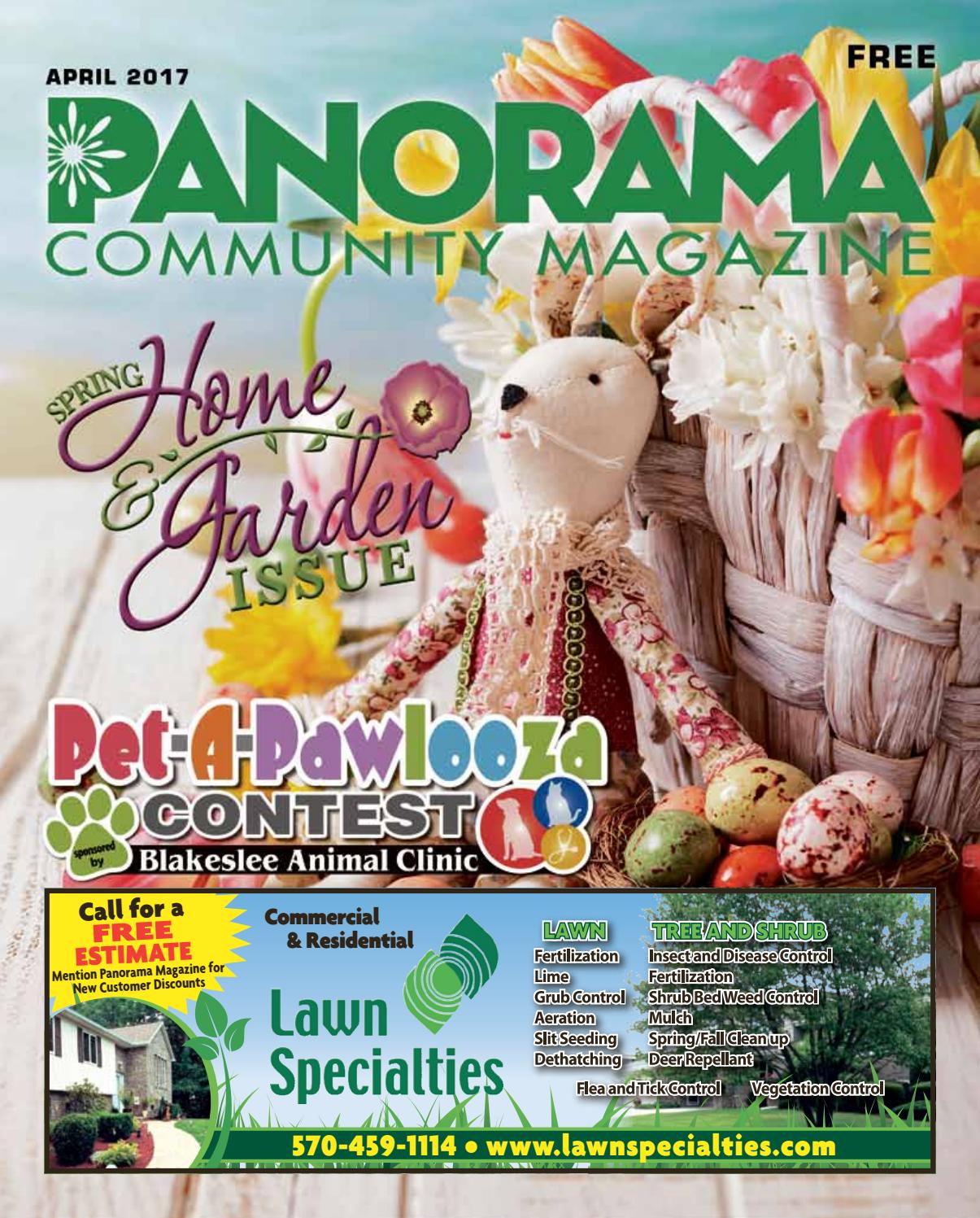 Kitchen gallery design center north broad street west hazleton pa - Panorama Community Magazine April 2017 By Panorama Community Magazine Issuu