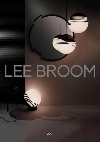Superb Lee Broom Brochure 2017 By Lee Broom   Issuu Design Inspirations