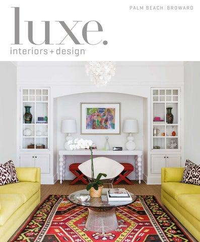 Luxe magazine may 2017 palm beach