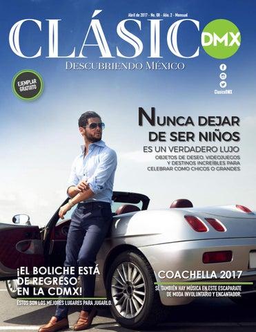 ClasicoDMX Abril 2017 by ClasicoDMX - issuu c503a7400b0
