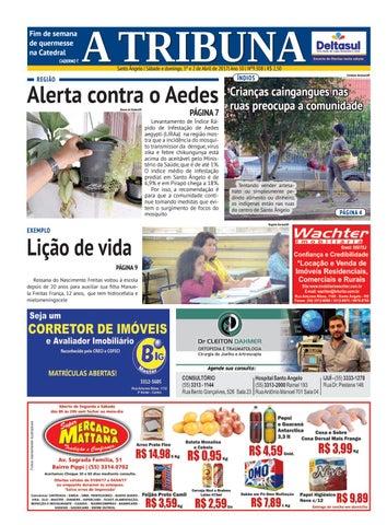 4a632c7dba51f Jornal a tribuna 1° e 2 de abril de 2017 by Jornal A Tribuna - Santo ...