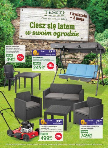 0ebf20d0fcf774 Tesco katalog od 07.04 do 02.05.2017 by iUlotka.pl - issuu