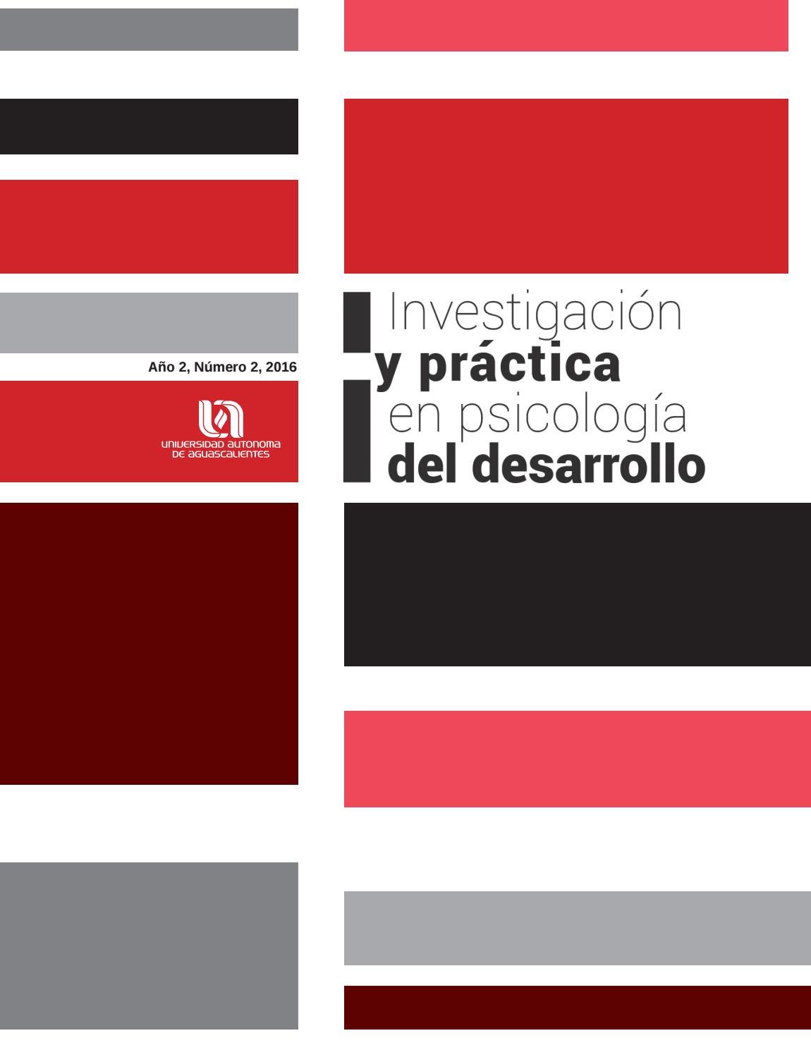 Investigacion y practica en psicologia desarrollo Nº2 by Universidad ...