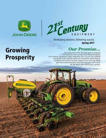 Spring 2017 Flyer by 21st Century Equipment LLC - issuu