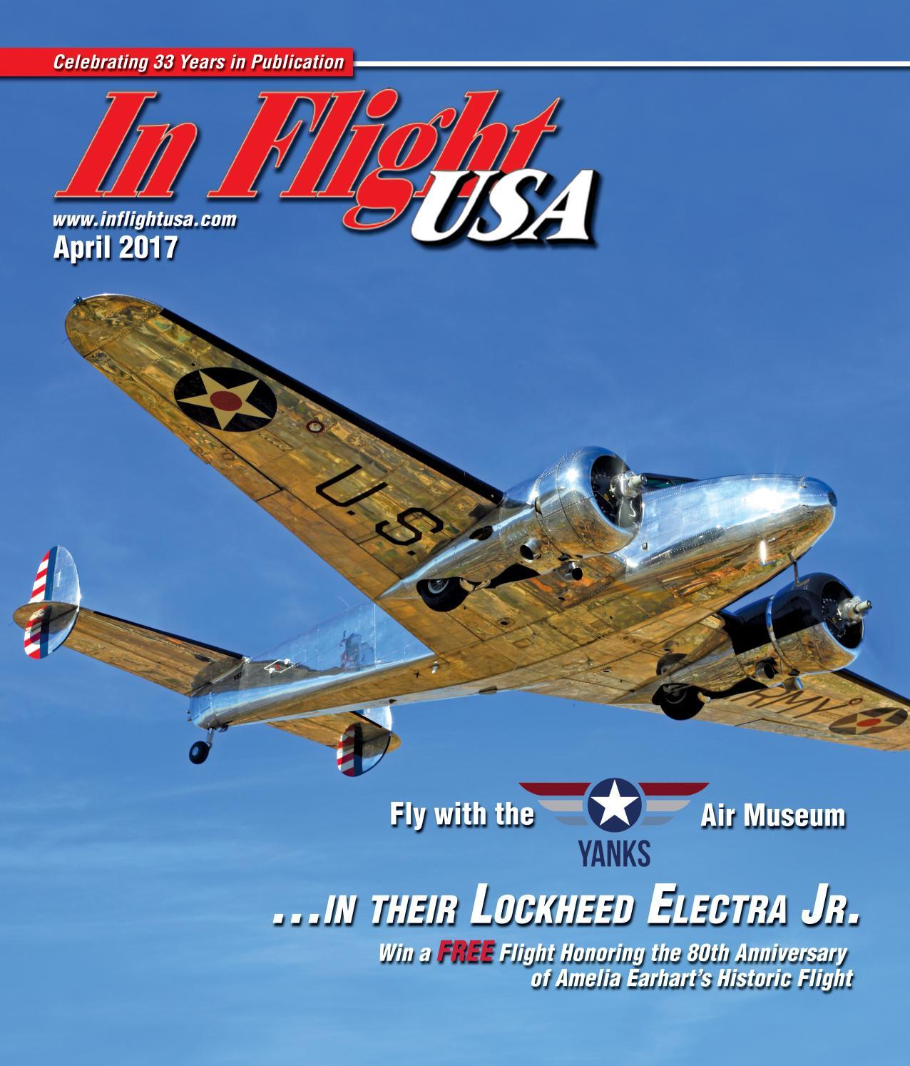 In Flight April 2017 by Anne Dobbins - issuu