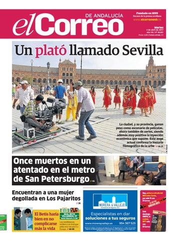 04 03 2017 El Correo de Andalucía by EL CORREO DE ANDALUCÍA S.L. - issuu b0d0ea50a2b7