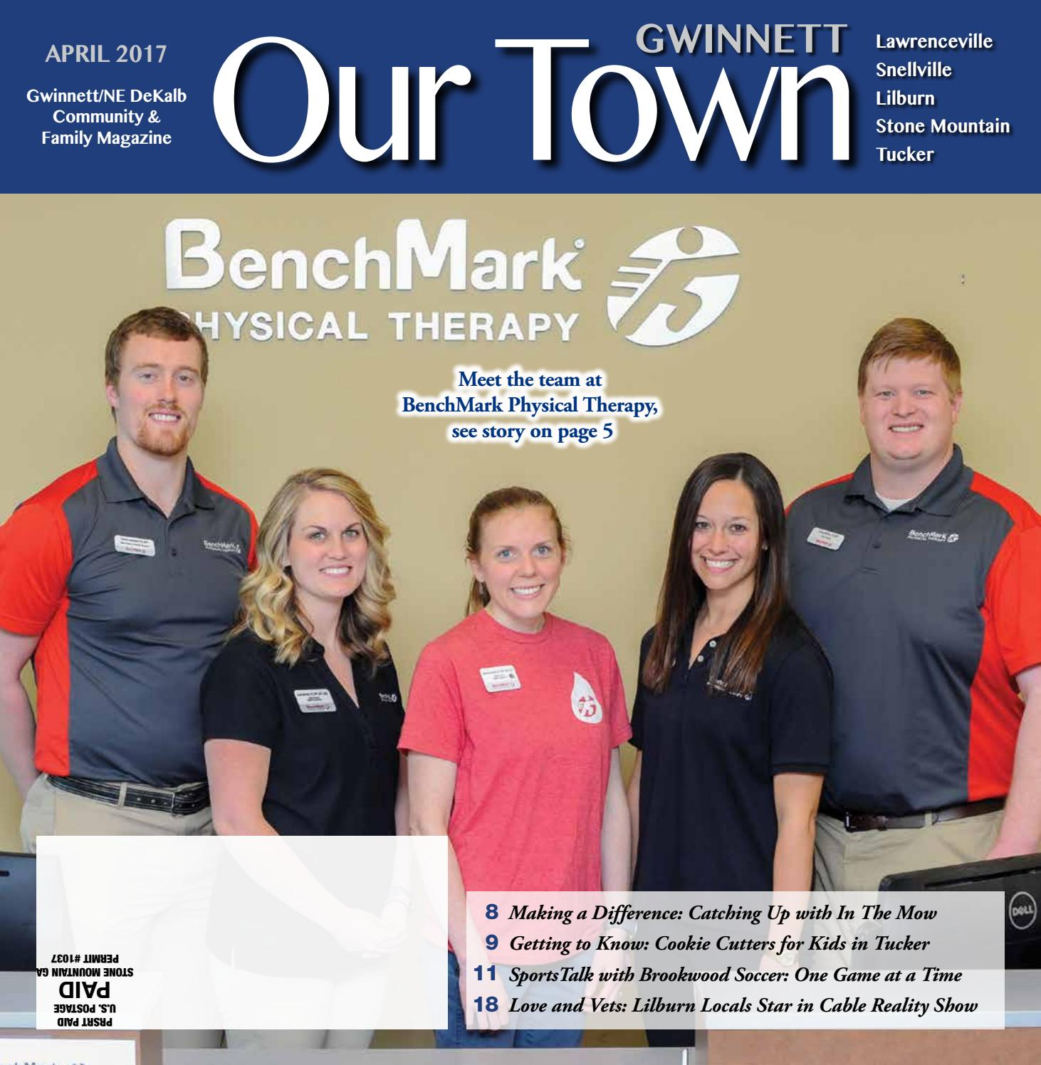 Beach communities physical therapy - April 2017 Our Town Gwinnett Ne Dekalb Monthly Magazine By Our Town Gwinnett Magazine Issuu