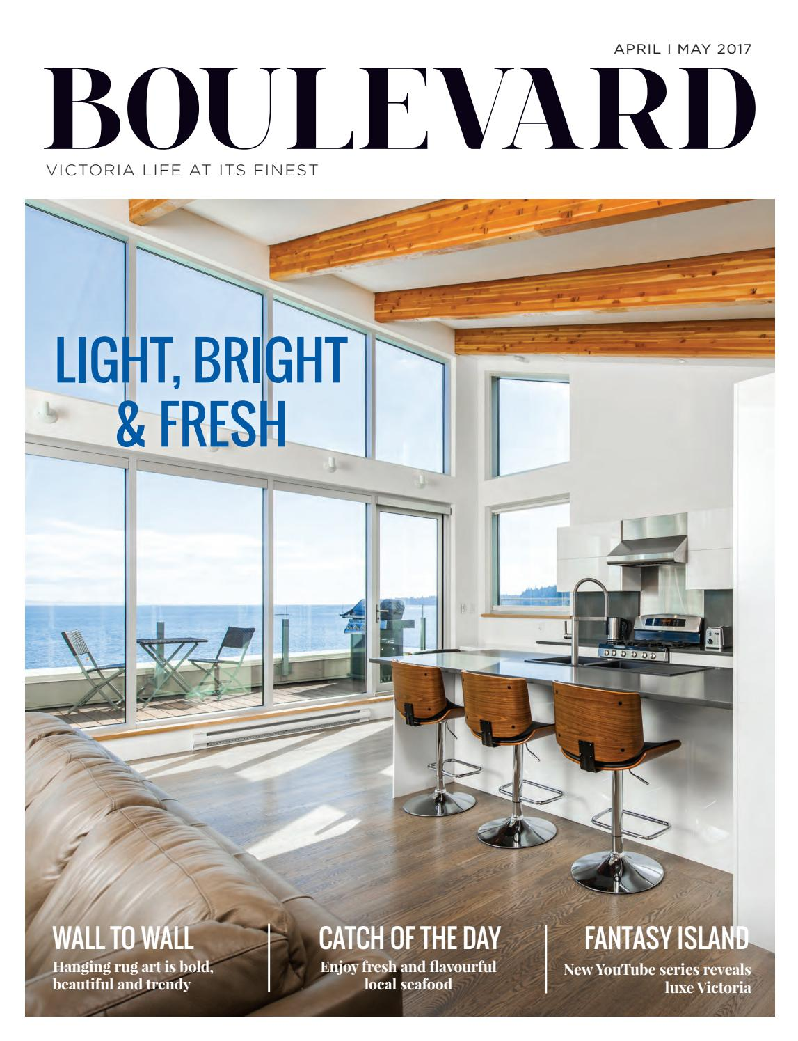 Boulevard Magazine, Victoria   April/May 2017 Issue By Boulevard Magazine    Issuu