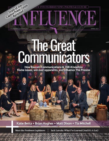 65f66cb9d5 INFLUENCE Florida - Spring 2017 issue by Extensive Enterprises Media ...
