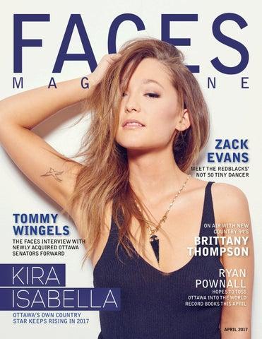 340cda79 FACES Magazine April 2017 - Kira Isabella by FacesMagazine - issuu
