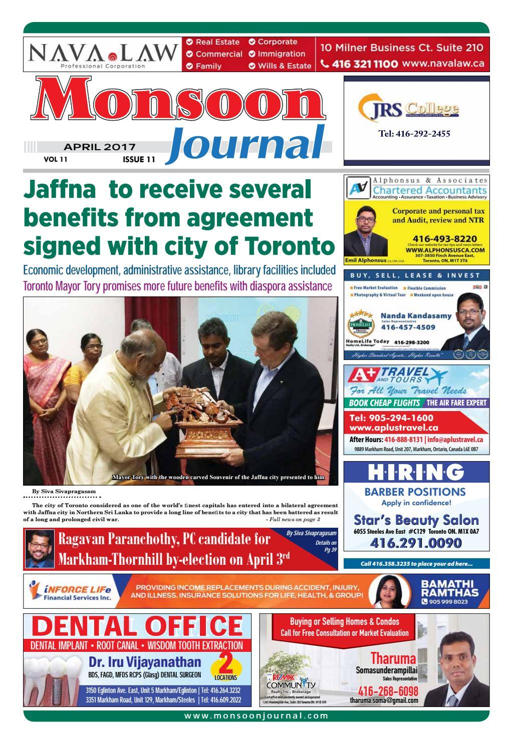 3ebffdc37 MJ APRIL 2017 Web Edition by Monsoon Journal - issuu