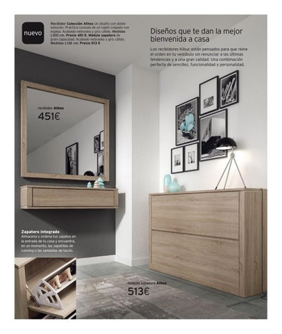 Kibuc catalogo general 2016 17 by kibuc issuu - Recibidores kibuc ...