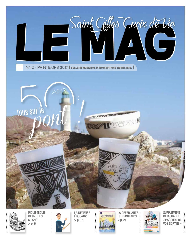 grosses soldes baskets meilleure vente Saint Gilles Croix de Vie, Le Mag - numéro 12 -Printemps ...