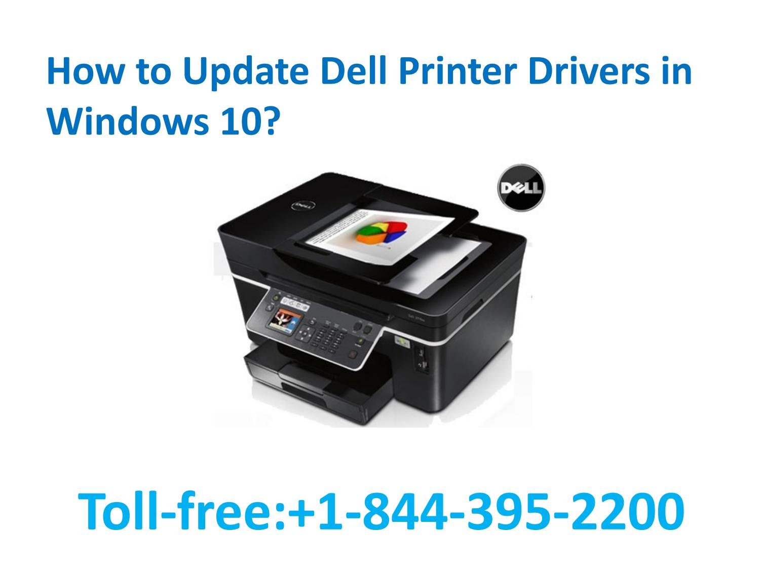 How to Update Dell Printer Drivers in Windows 10? by Dell Customer