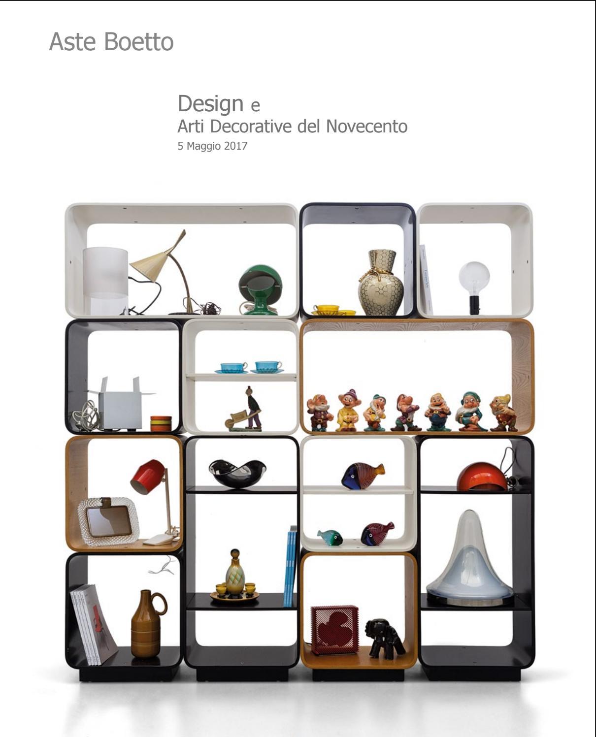 Libreria Trieste Enzo Mari arti decorative del novecento by aste boetto - issuu