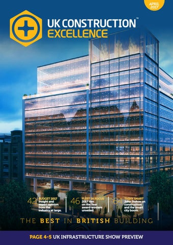 Excellence april by uk construction media limited issuu page 1 malvernweather Image collections