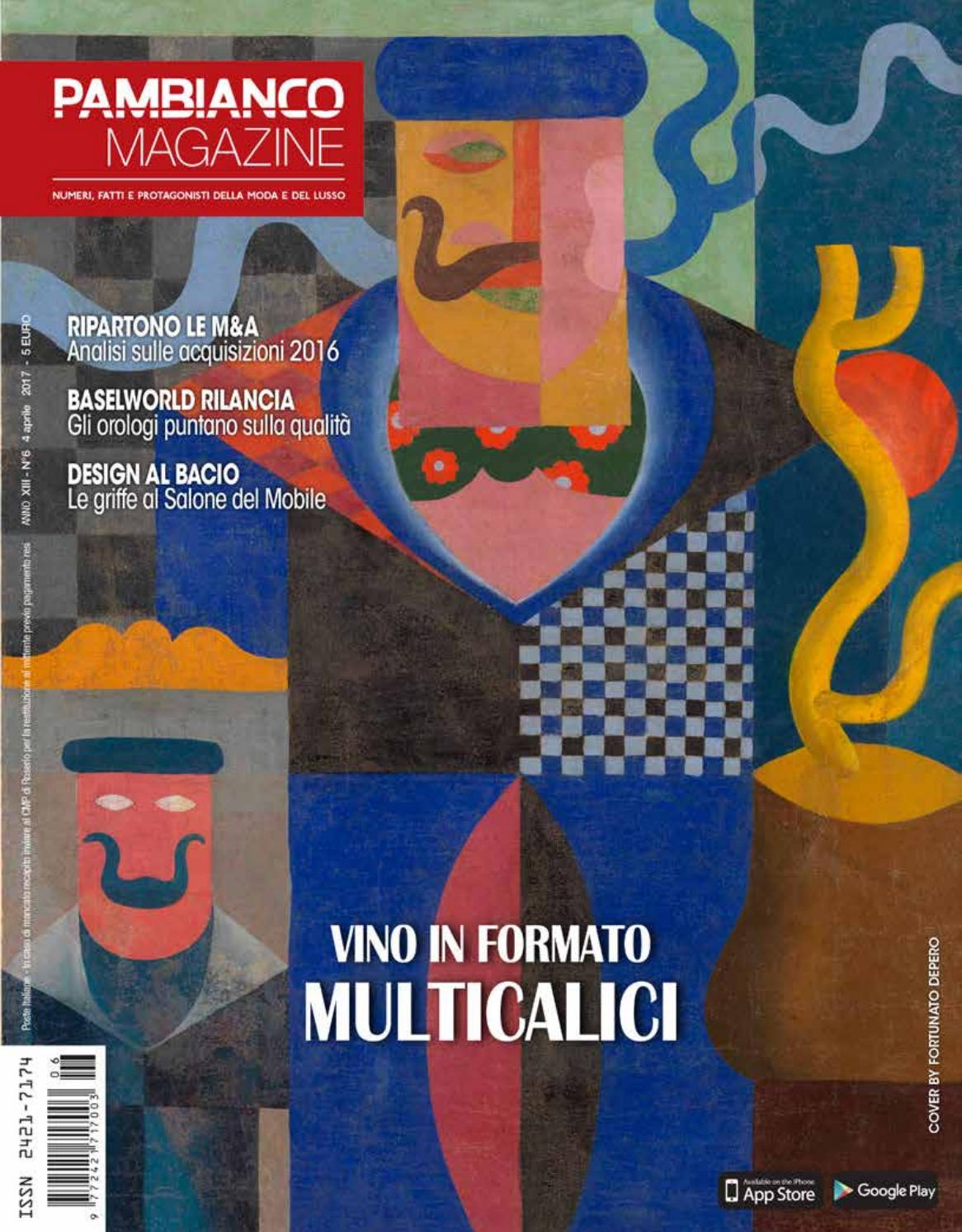 best service 2b47d c98eb Pambianco magazine N6 XIII by Pambianconews - issuu