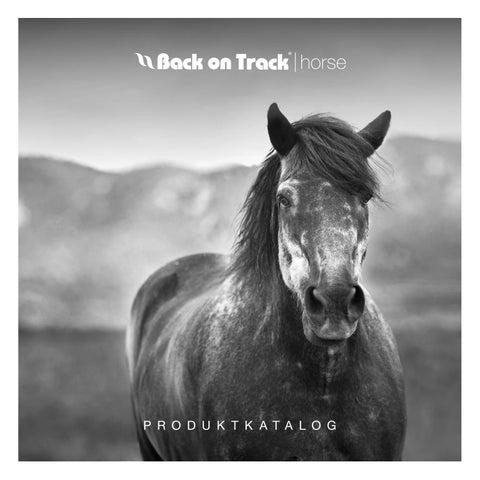 Back on Track Genickschoner m 4 Klettbändern