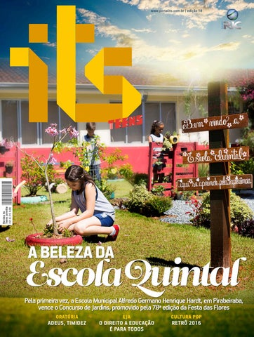 7417bbfe60 Its Teens Joinville - 18 by Revista its - issuu