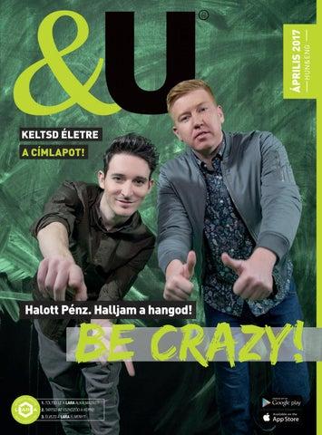 3971b1ee35 &U Magazine 2017 ápr. by &U Magazine - issuu