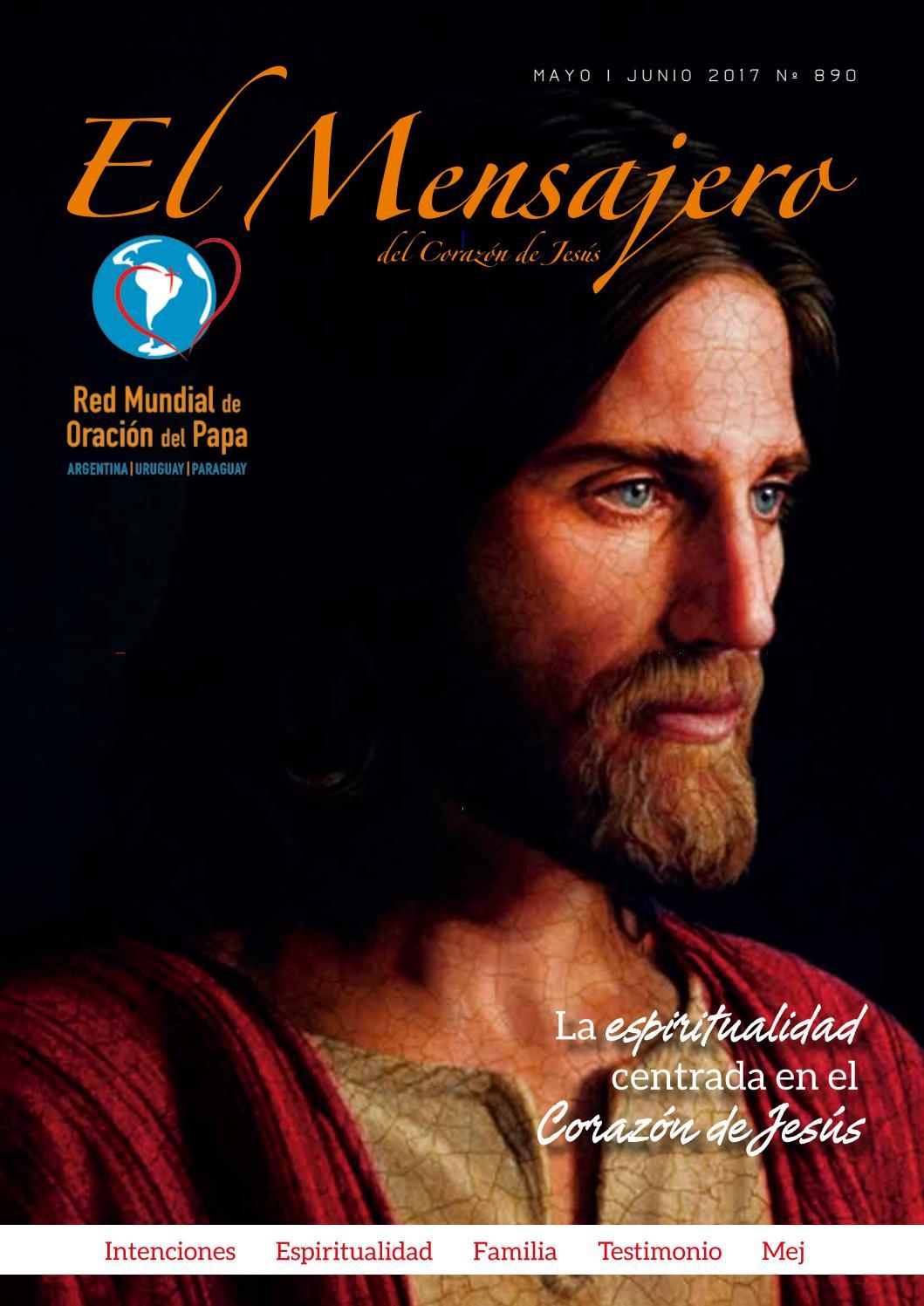 El Mensajero del Corazón de Jesús. Mayo-Junio. Nº 890 by
