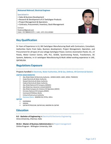 Yaseen Resume By