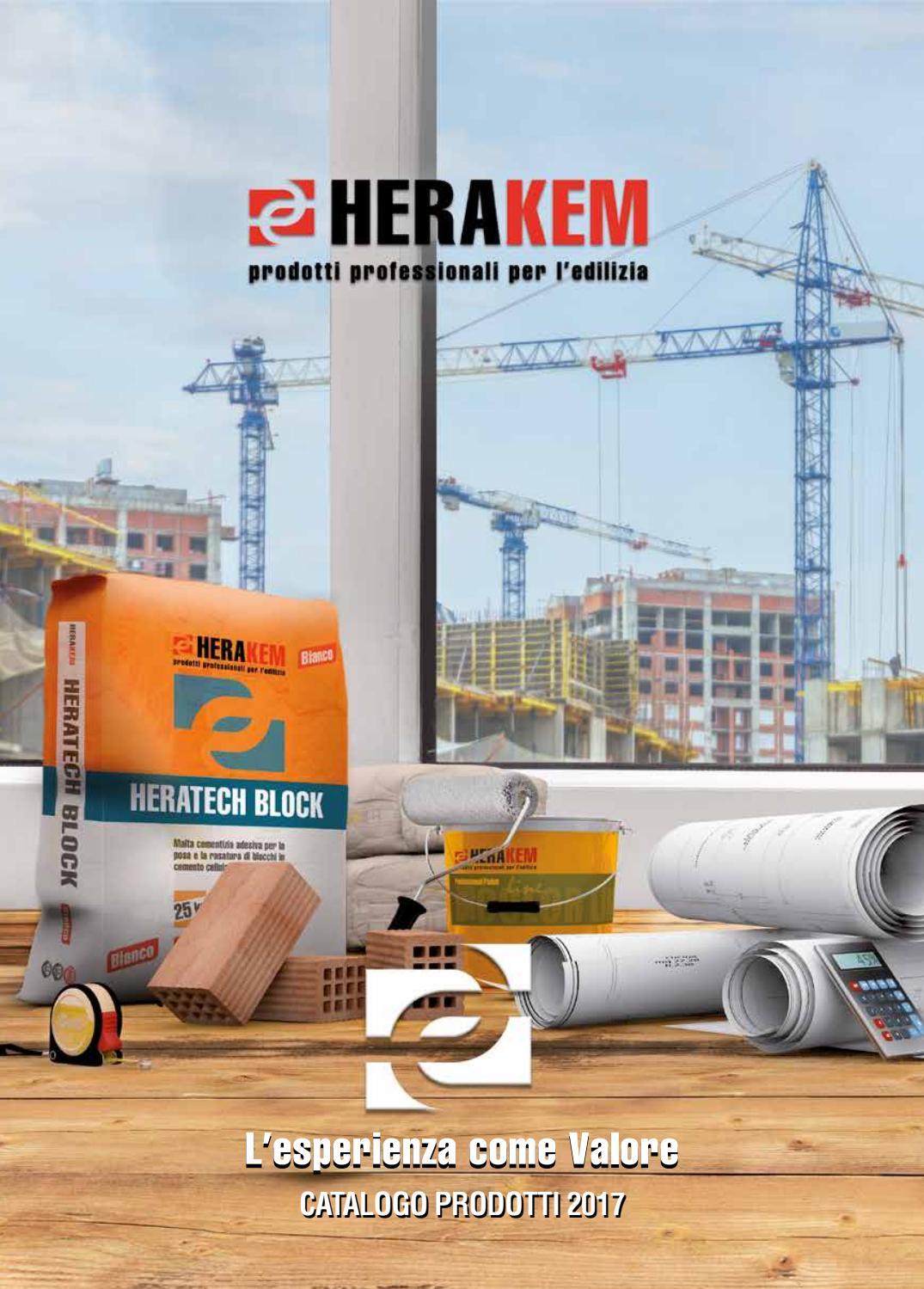 Pittura Granulosa Per Cartongesso catalogo dei prodotti herakem by herakem - issuu