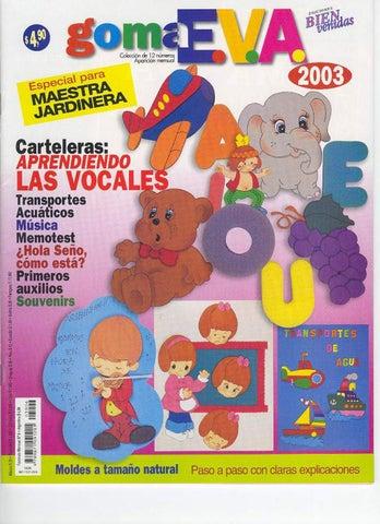 Revista Goma Eva By Javier Garrido Issuu