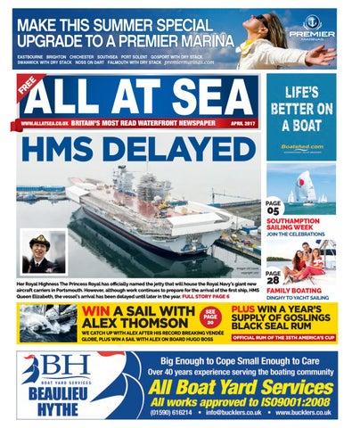 f3de190c0ba All At Sea April 2017 by All At Sea - issuu