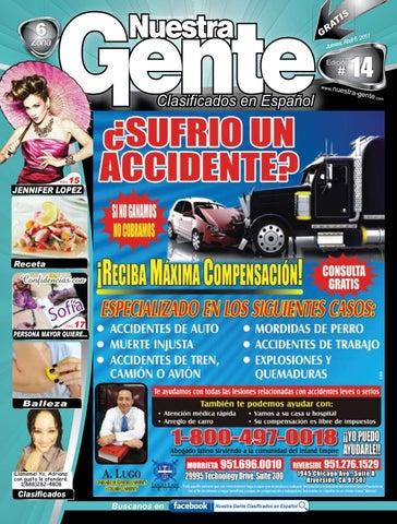 Nuestra Gente 2017 Edicion 14 Zona 6 by Nuestra Gente - issuu
