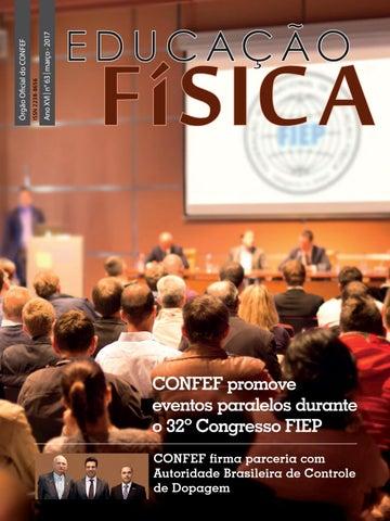 a65f0a85e Revista Educação Física by CONFEF - Conselho Federal de Educação ...