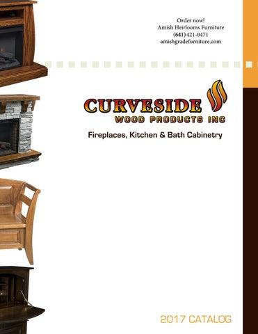 Curveside Furniture Catalog 2017