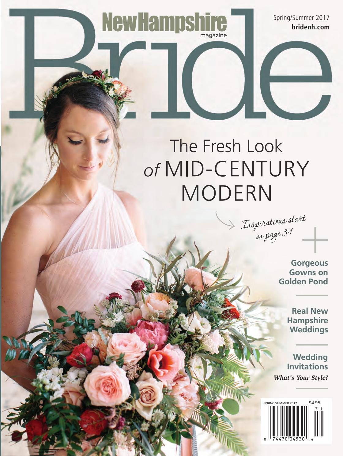 New Hampshire Bride Spring/Summer 2017 by McLean Communications - issuu