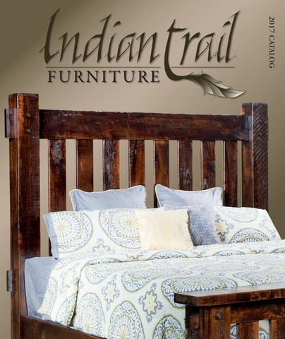 Indian Trail Catalog 2017 by Amish Heirlooms Furniture - issuu