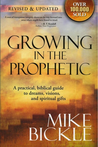 Bickle growing prophetic by Katuri - issuu