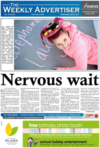 a5ed6ee39b The Weekly Advertiser - Wednesday