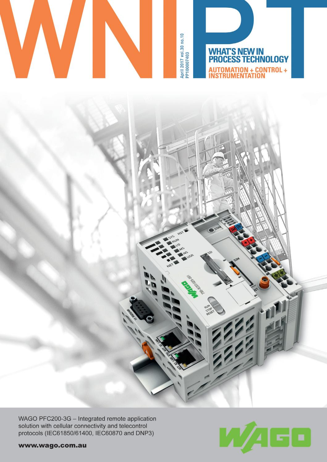 Whats New In Process Technology Apr 2017 By Westwick Farrow Media Street Light Circuit Project Part2 Led Projects Circuits Issuu